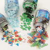 Christmas Sequins Shaker Set Assorted 50g 4pk  small