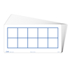 Ten Frames Write \x26 Wipe Flash Cards  small
