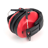 TTS Ear Defenders Red Single  small