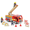 Fire Station, Truck, Firefighters and Accessories  small