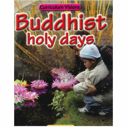 Buddhist Faith Books 4pk  large