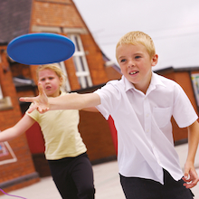 Foam Frisbees  medium