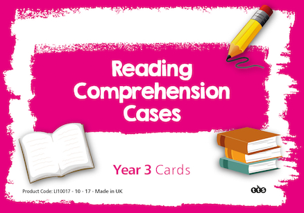 Reading Comprehension Cards Year 3  large