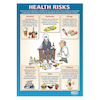 Health Risk Poster Set 3pk  small