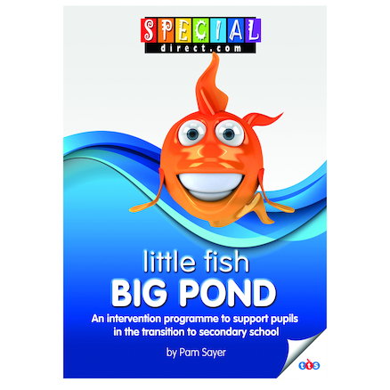 Little Fish Big Pond Transition Intervention Book  large