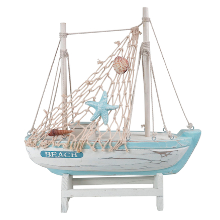Seaside Replica Boat  large