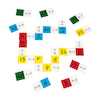 Colourful Multiplication Dominoes 24pcs  small