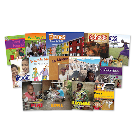 World Community Diversity Books 14pk  large