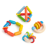 Wooden Grasping Toys Set 4pk  small