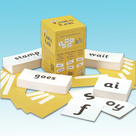 Jolly Phonics Cards  large