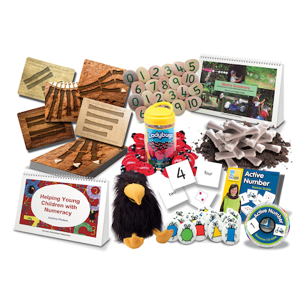Early Maths Progress Pack  large
