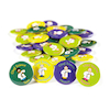 Science Investigation Badges 36pk  small