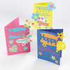 Precut Happy Celebration Cards Assorted 30pk  small