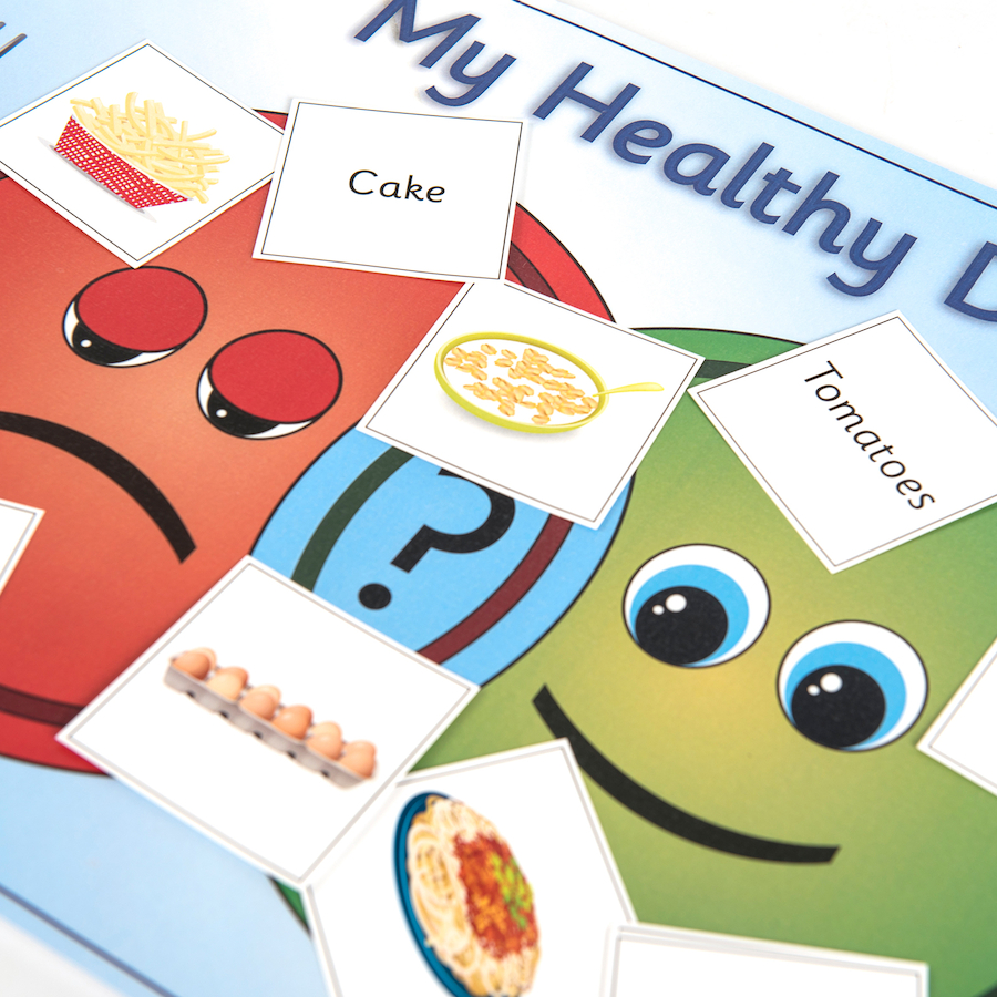 Free Nutrition Poster