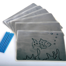Magnetic Gel Boards  medium