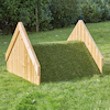 Outdoor Wooden Hill Climb  small
