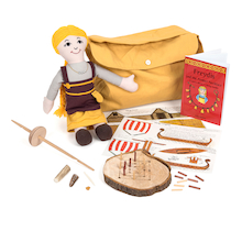 Freydis Viking Child Artefacts   medium