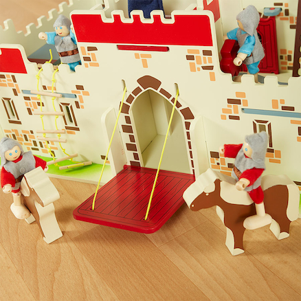 Small World Medieval Castle Set  large