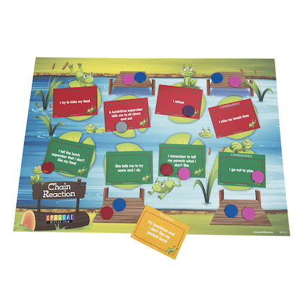 Chain Reaction Social Situations Discussion Game  large
