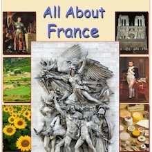 All About France Photopack 20pk  medium