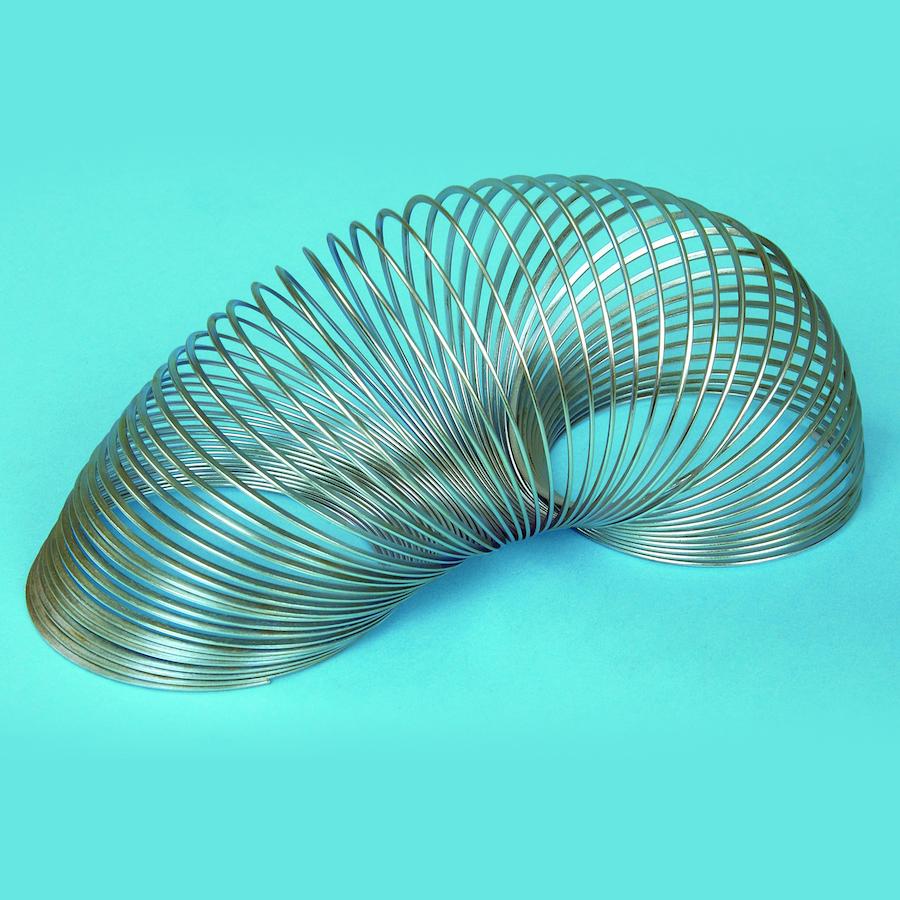 Buy Metal Slinky Tts