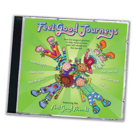 Feel Good Friends Relaxation CD  large