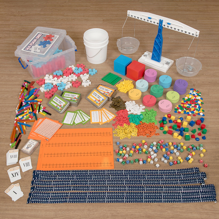 Yr3 And Yr4 Complete Maths Kit  large