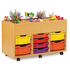 8 Tray Kinderbox Storage Unit  small