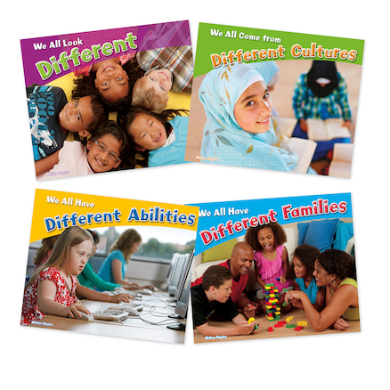 Celebrating Differences Book Pack  large