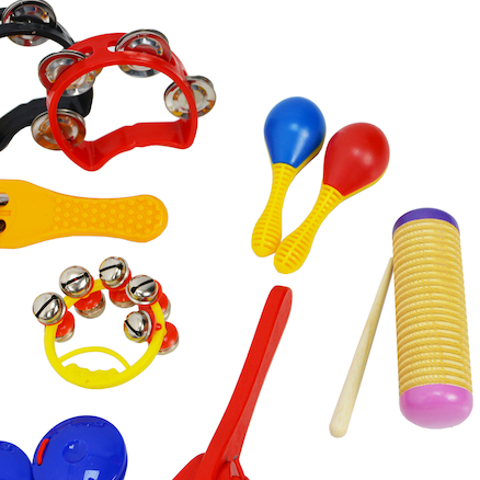Pre\-School Percussion Pack 16pk  large