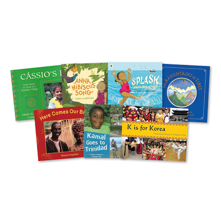 Stories From Different Culture Books 7pk  large