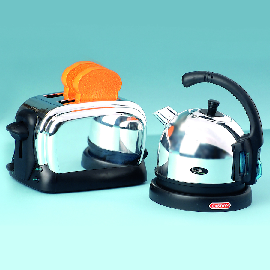 Buy Role Play Kettle And Toaster Set Tts