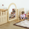 Toddler Wooden Divider Panels  small