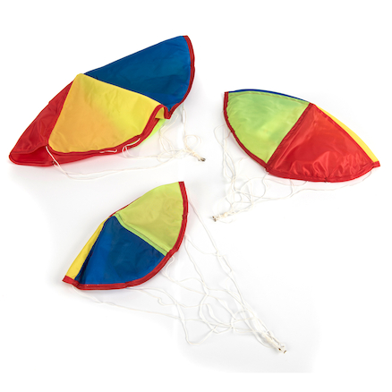 Forces Parachutes Kit 3pk  large