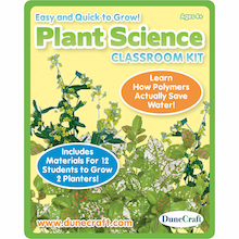 Plant Science Experiments Class Kit  medium