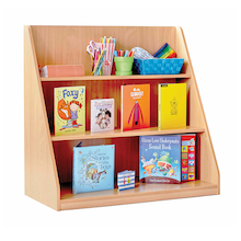 Wedge Bookcases  medium
