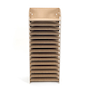 Lightweight Cardboard Drying Rack  small