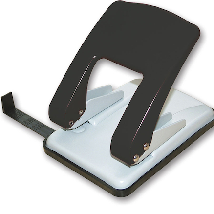 Heavy Duty Two Hole Punch  large