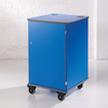 Coloured Mobile Multimedia Cabinets  small