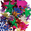 Giant Christmas Assorted Sequin Shapes 50g  small