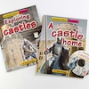 Castles Books and CDs 2pk  small