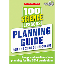 100 Science Lessons Planning Guide Book  medium