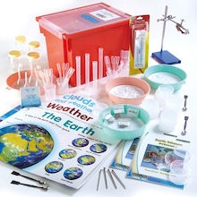 Earth Science Experiments Class Kit  medium
