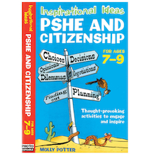 PSHE and Citizenship Ideas Books Ages 7-9  medium