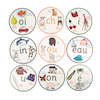 French Phonics Vocabulary Playground Signs  small