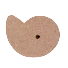 Wooden Snail Cams 30pk  medium