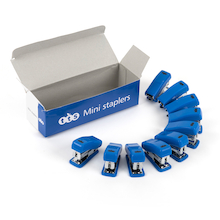 TTS Mini Staplers 10pk  medium