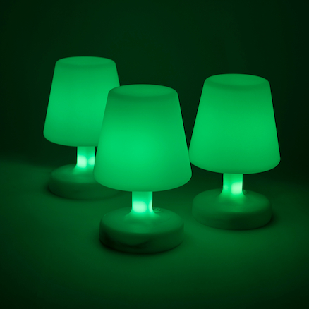 Rechargeable Glow Lamp  large