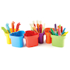 Connector Desk Top Storage Pots 6pk  small
