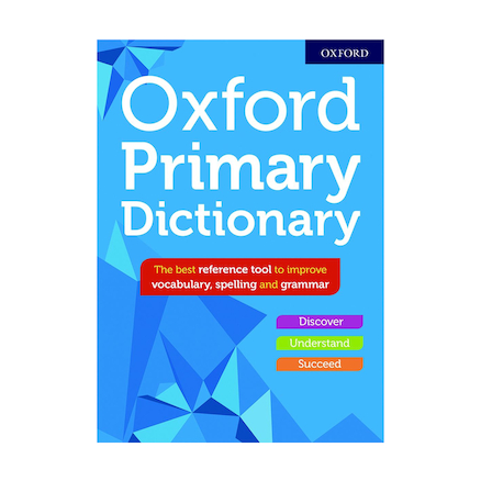 Oxford Primary Dictionary  large